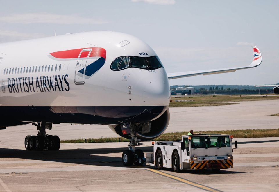 British Airways debuts upgraded A350 on Dubai-London route