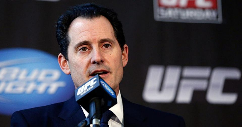 Middle East 'very important' to the UFC, says executive VP