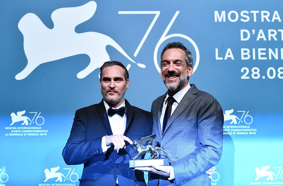 'Joker', Polanski win top prizes at Venice film festival