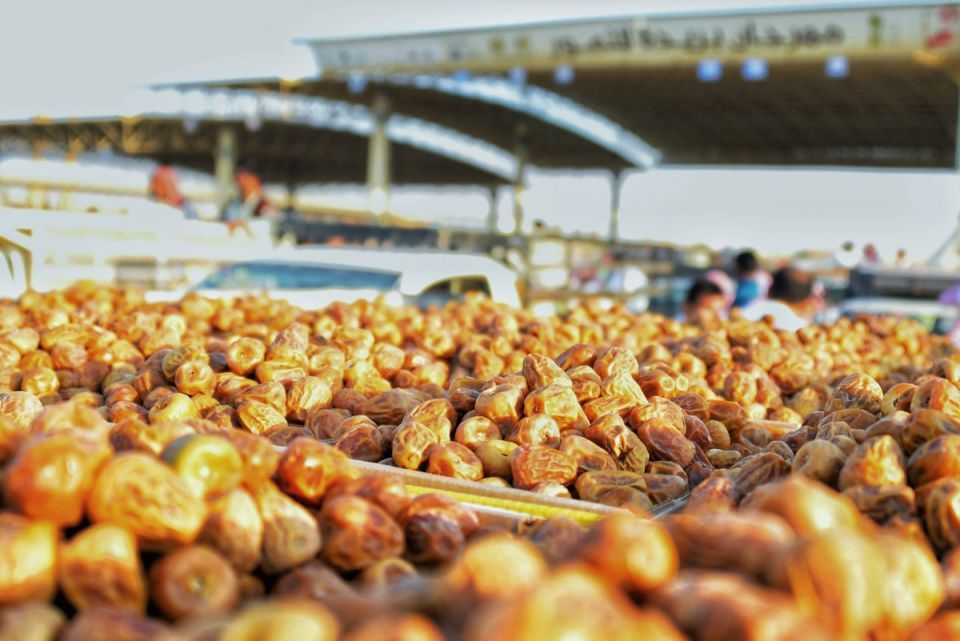 Saudi dates exports up 27% in first half of 2019