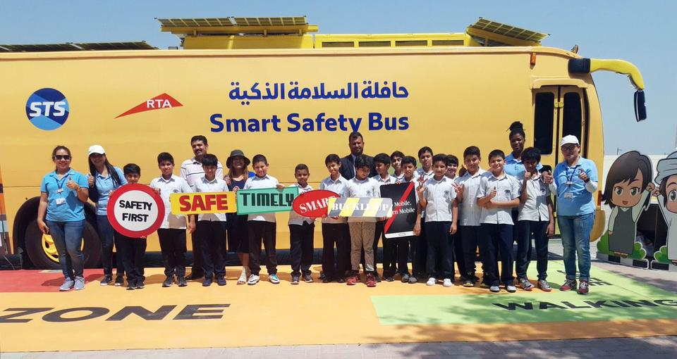Dubai RTA throws spotlight on school safety