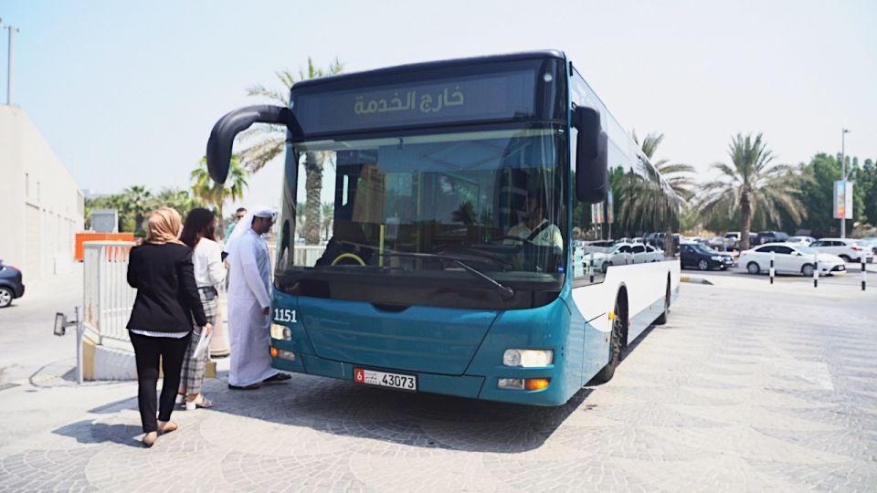 Abu Dhabi to introduce free WiFi on buses