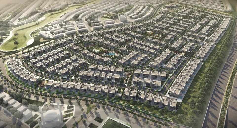 Aldar launches its first residential community on Saadiyat Island