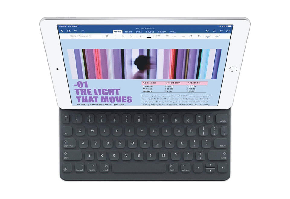 Gallery: Apple introduces new version of the most popular iPad starting at AED1,349