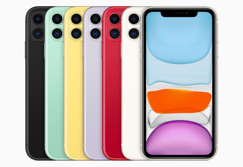Gallery: Apple introduces dual camera iPhone 11