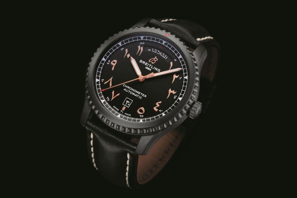 Etihad Airways announces Breitling as official timekeeper