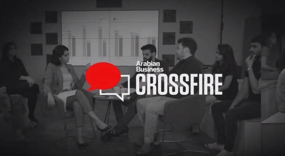 Arabian Business' Crossfire returns with debate on income tax in Gulf