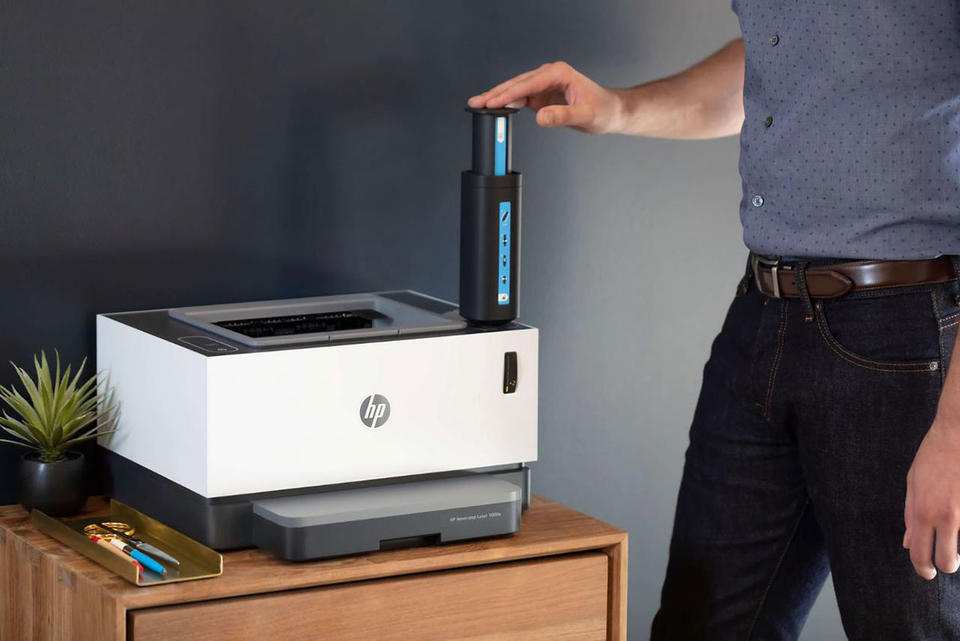 World's first cartridge-free laser printer now available in the UAE