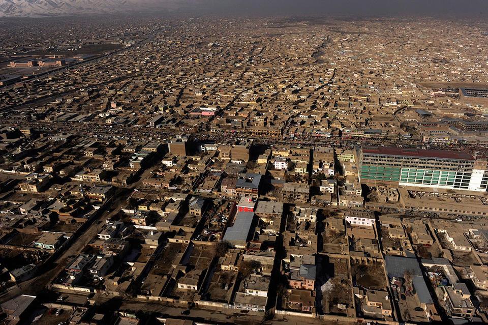 Rocket strike in Kabul on 9/11 anniversary