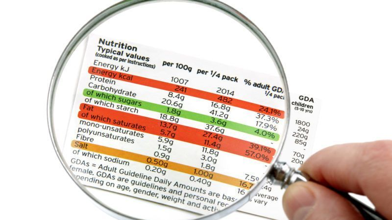 UAE approves nutrition labelling plan to help curb obesity rates