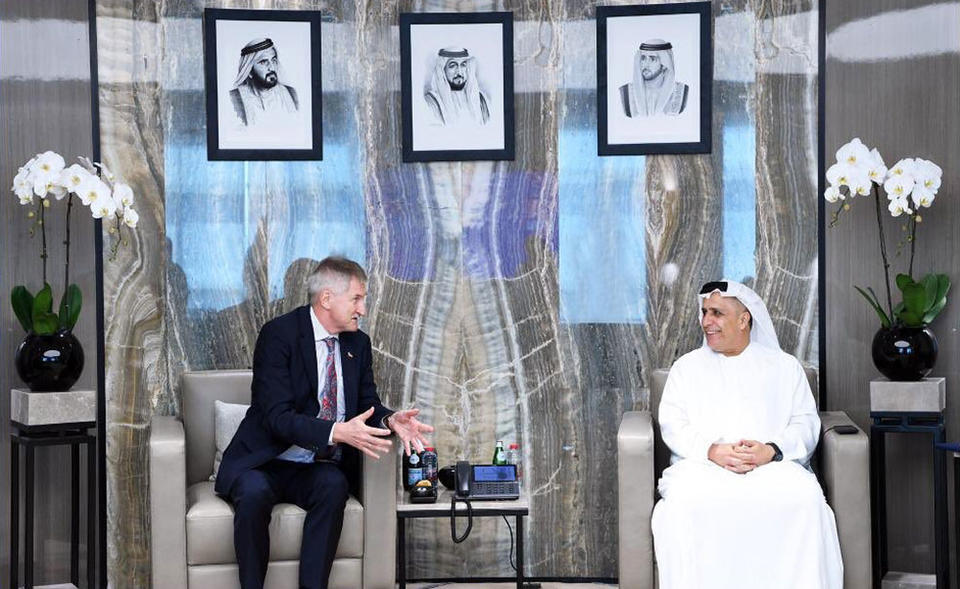 Dubai reveals autonomous vehicle plans to German visitors