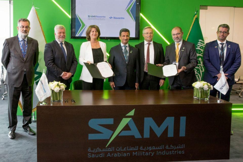 Saudi defence JV inks $990m deal with Spanish shipbuilder
