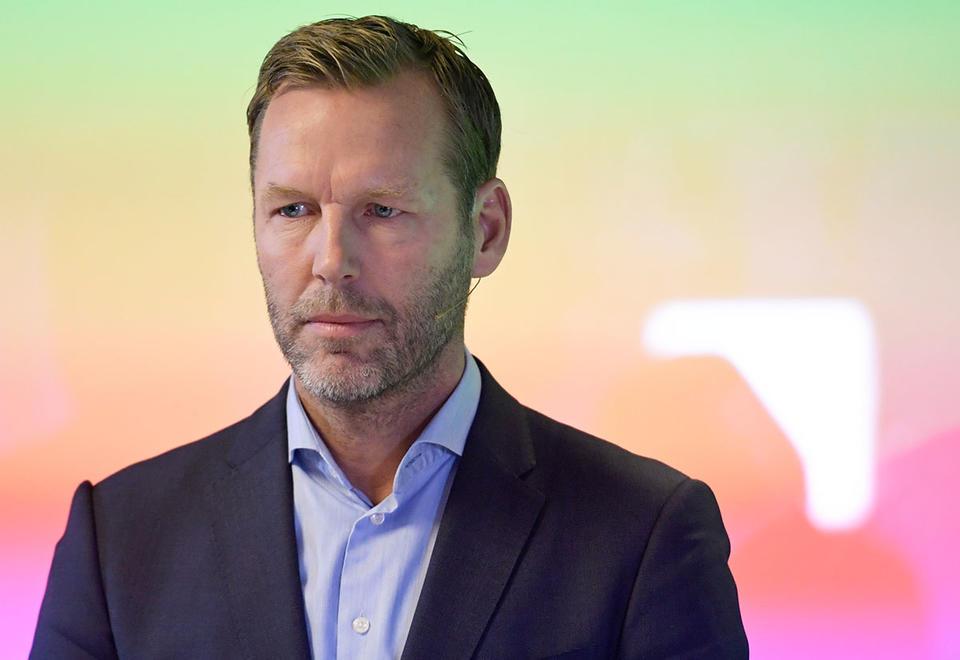 Du appoints Johan Dennelind as new CEO