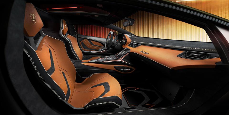 Gallery: The all-new Lamborghini Sian FKP 37