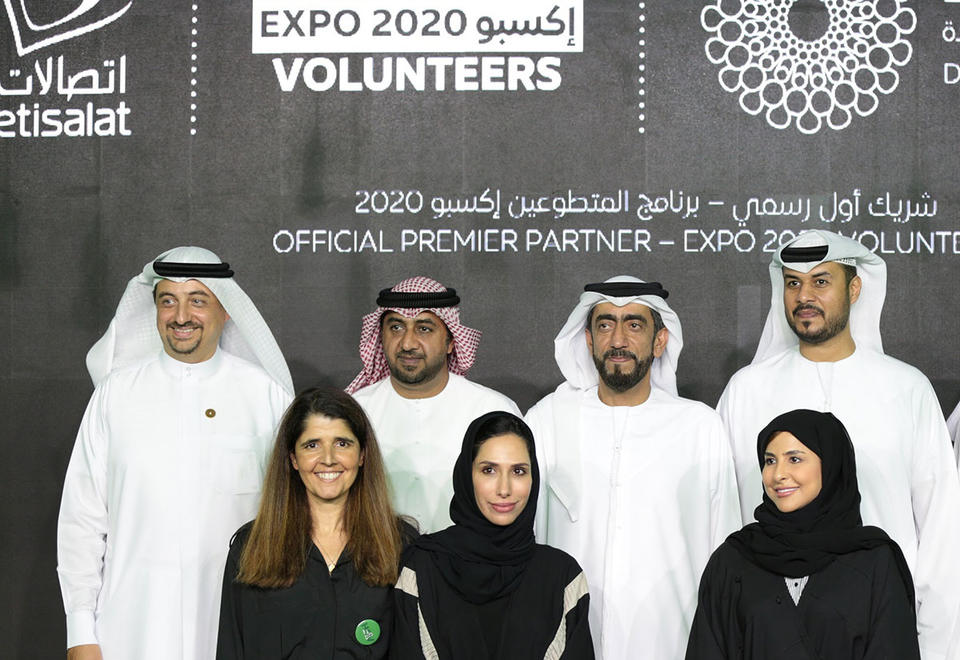 Etisalat to launch awareness campaign for Expo 2020 Dubai volunteer programme