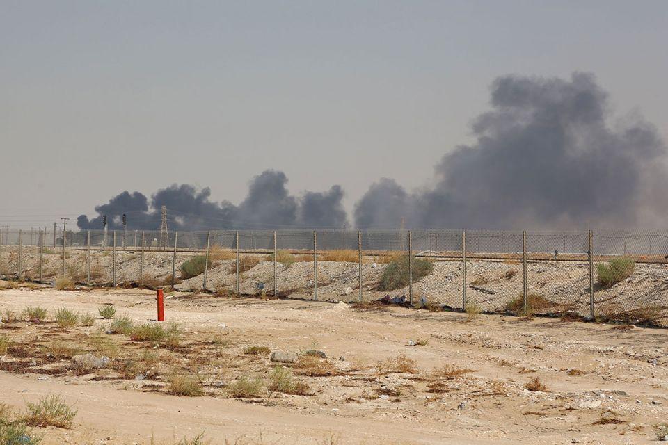 Saudi Arabia says Aramco attacks 'sponsored by Iran'