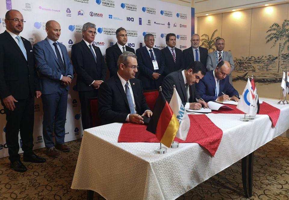 Siemens and Egypt's Orascom to rebuild war-ravaged power complex in Iraq