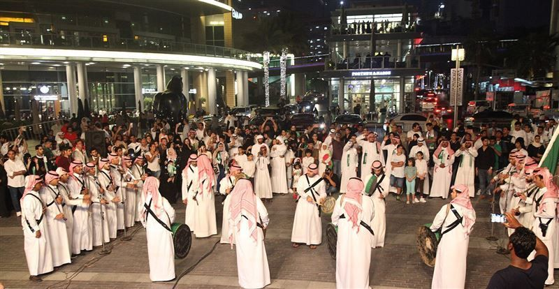 What Dubai has planned to celebrate Saudi Arabia's National Day