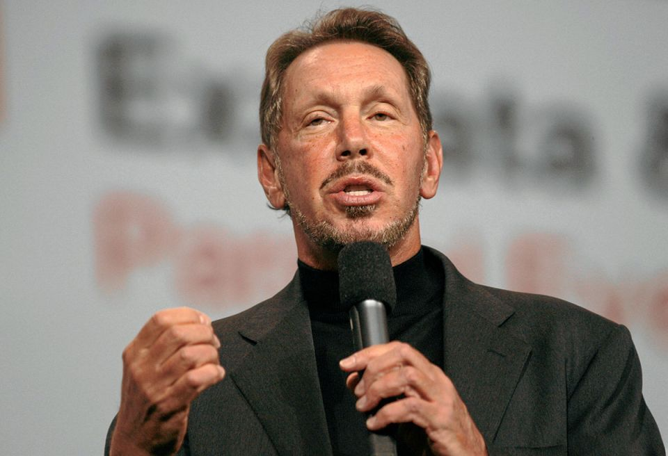 Larry Ellison: Oracle to launch four Gulf data centres within 15 months