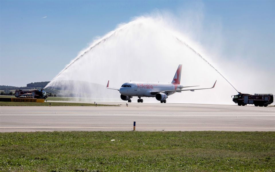 Air Arabia launches first flights from Sharjah to Vienna