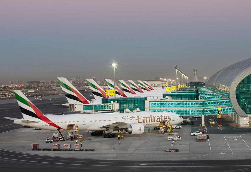 Emirates said to switch marketing and communications firms
