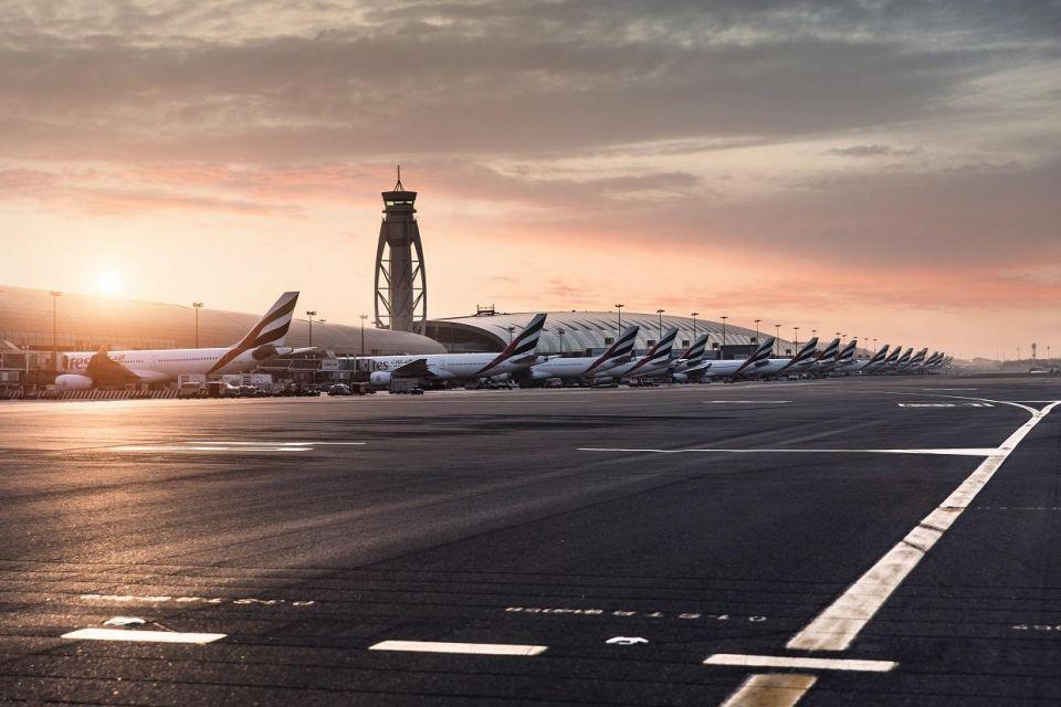 Drones force flight diversions near Dubai International Airport