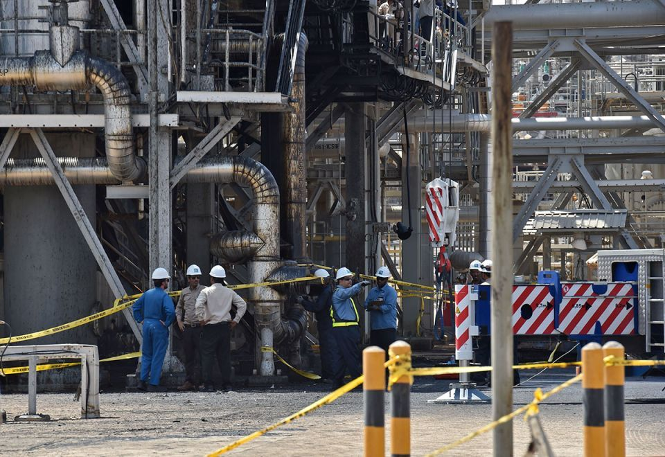 Saudi oil capacity recovers faster than expected from attack