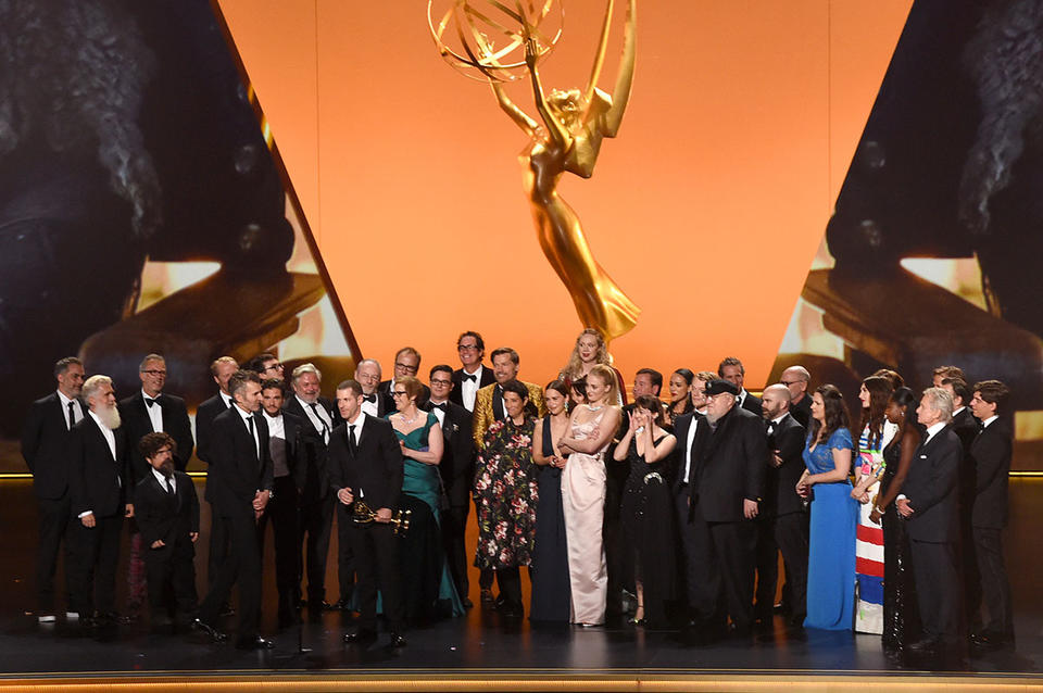 Game of Thrones wins top drama Emmy as 'Fleabag' springs a surprise