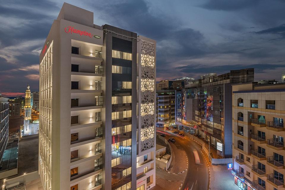 Hilton signs deal for second Hampton hotel in Dubai