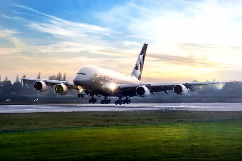 Emirates, Etihad looking at closer 'supply chain synergies', says Clark