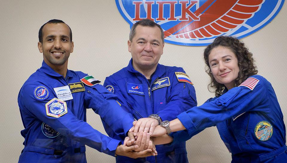 UAE astronaut Hazzaa al-Mansoori ready for history-making space voyage