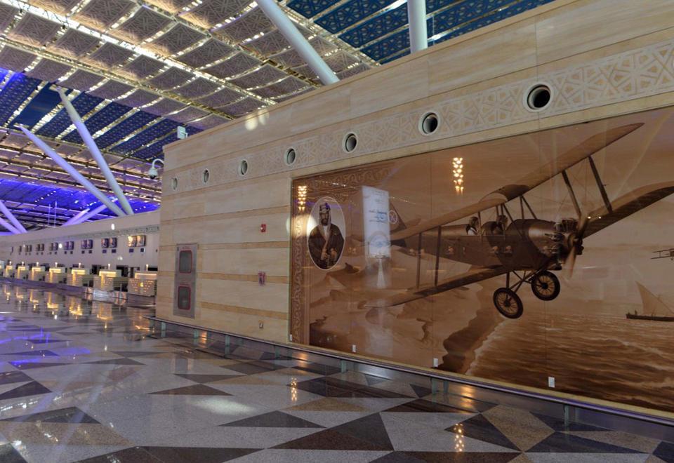 Gallery: New terminal opens at King Abdulaziz International Airport in Jeddah
