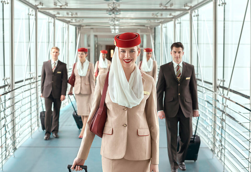 From Threat Intelligence to Strategic Change: Jobs on offer as part of Emirates airline's global hiring drive