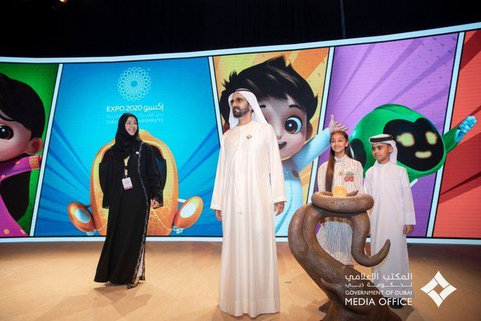 Siblings, robots and a Ghaf tree: Expo 2020 Dubai mascots unveiled
