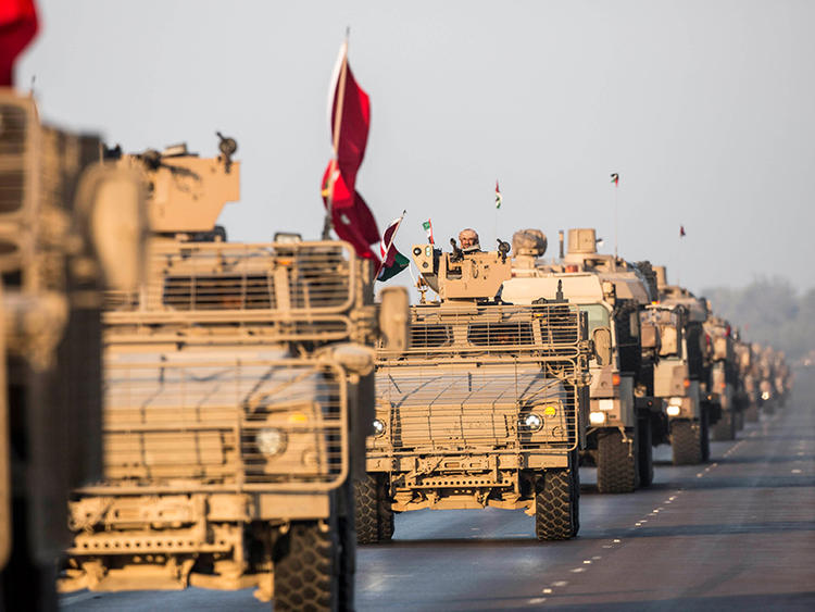 UAE to carry out 'military movements'