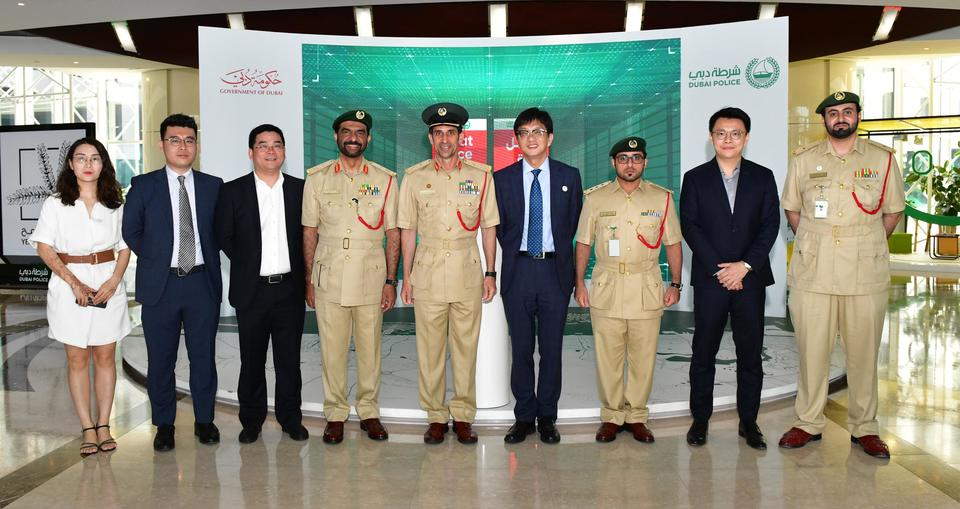 Dubai Police to deploy latest DJI drones