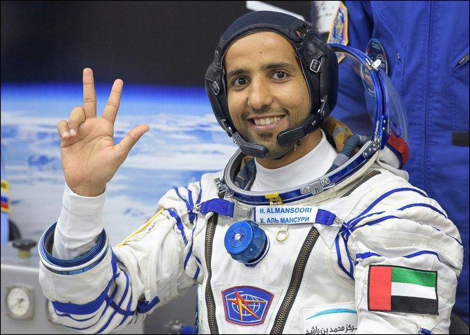 A day in the life of Emirati astronaut Hazzaa Al Mansoori
