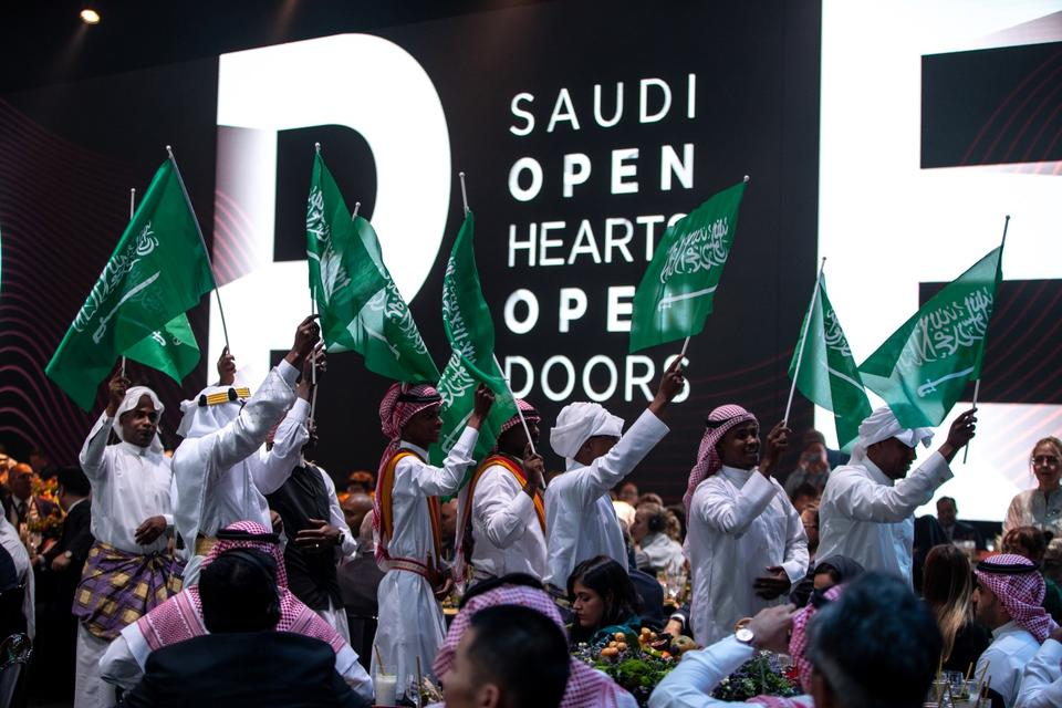 In pictures: Saudi Arabia launches new tourist visa in Riyadh