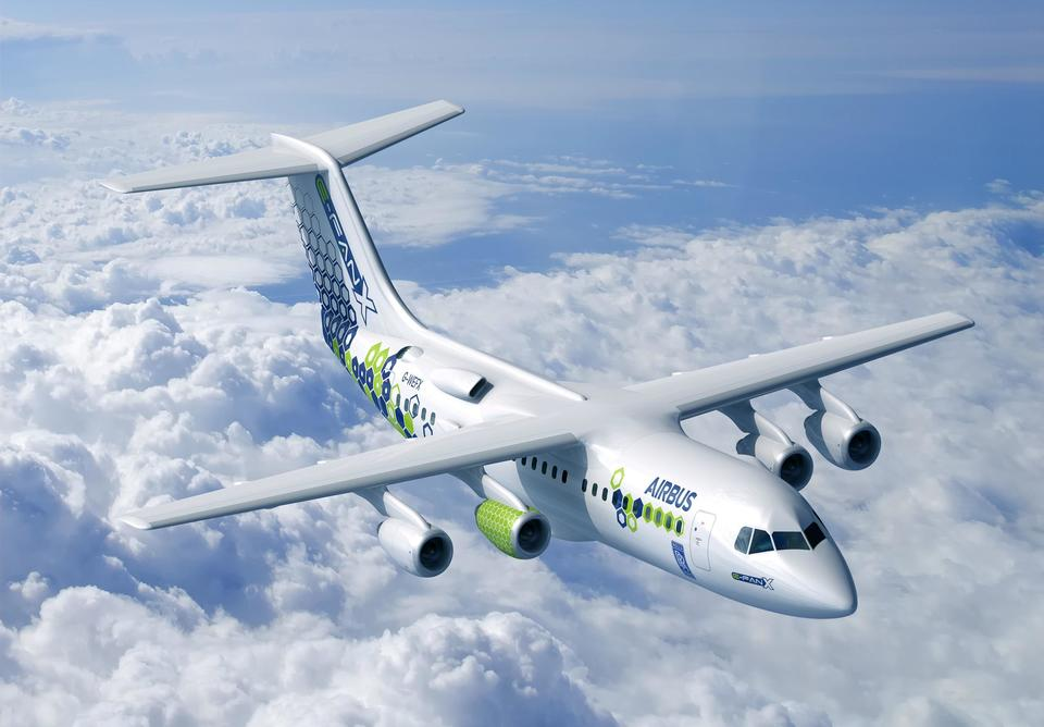Will electric-powered airplanes ever take-off?