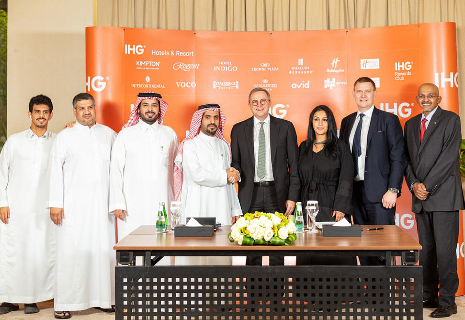 IHG signs agreement to debut Voco in Jeddah