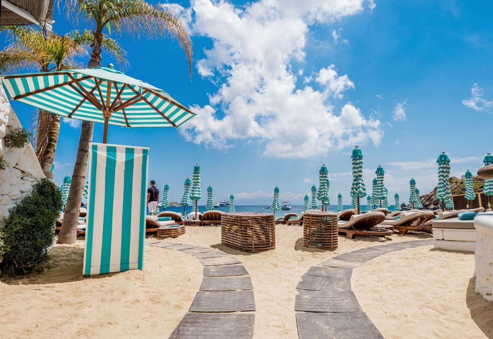 Party like a celebrity at Nammos beach club as Mykonos staple to open in Dubai