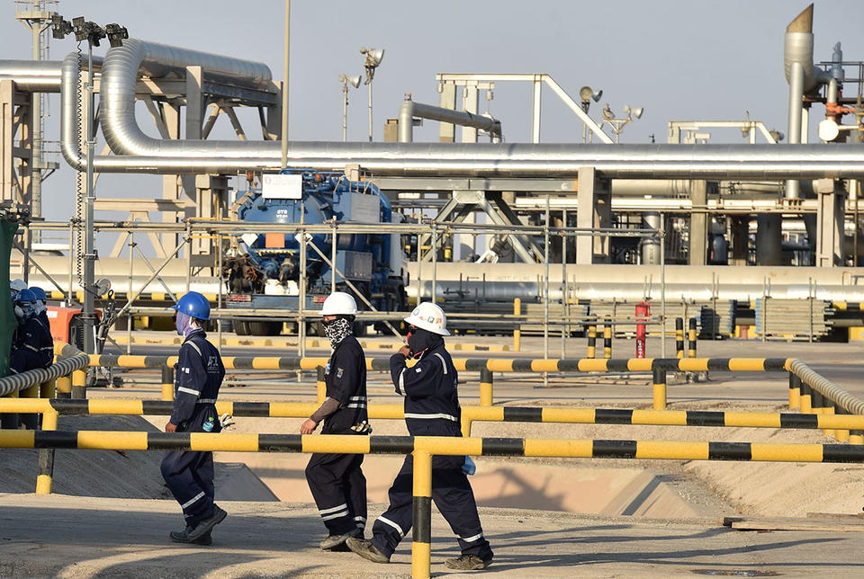 Saudi Aramco fully restores oil output as it recovers from attacks