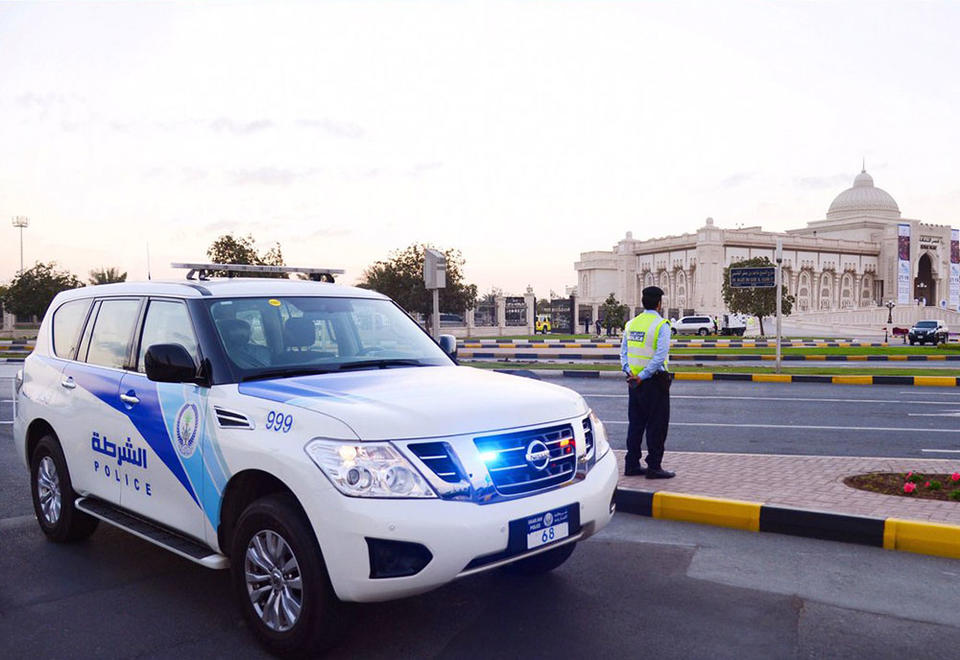 Two killed in UAE road accident