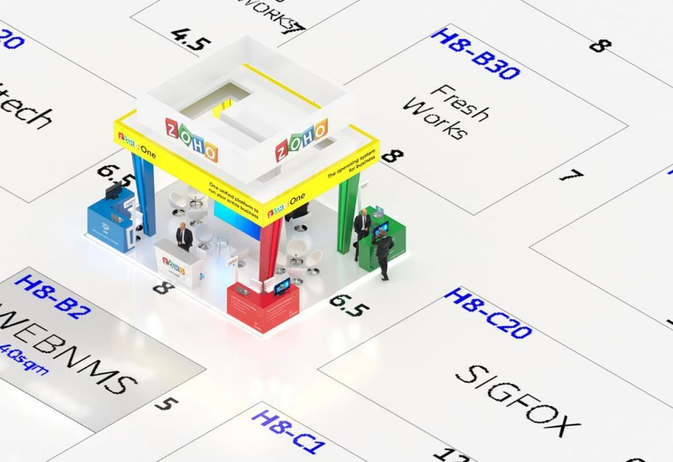 Zoho's operating system capable of running your business