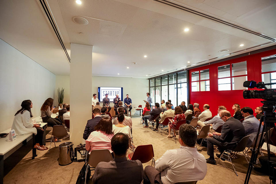 Government support needed for Middle East start-ups, say experts