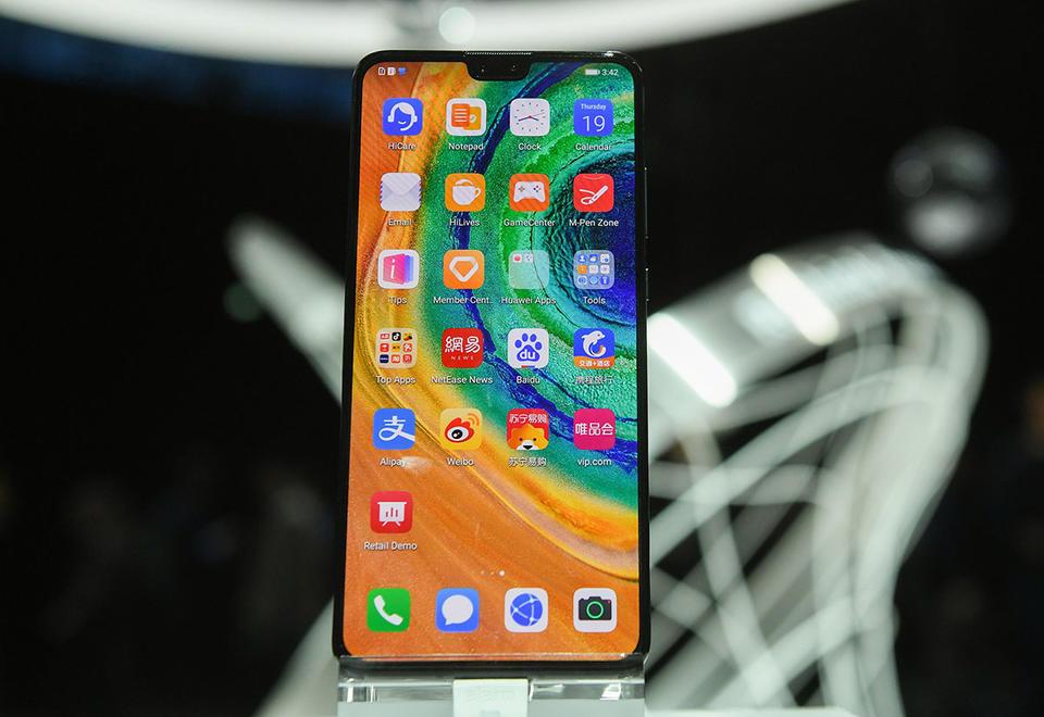 Huawei phones lose 'backdoor' access to Google apps