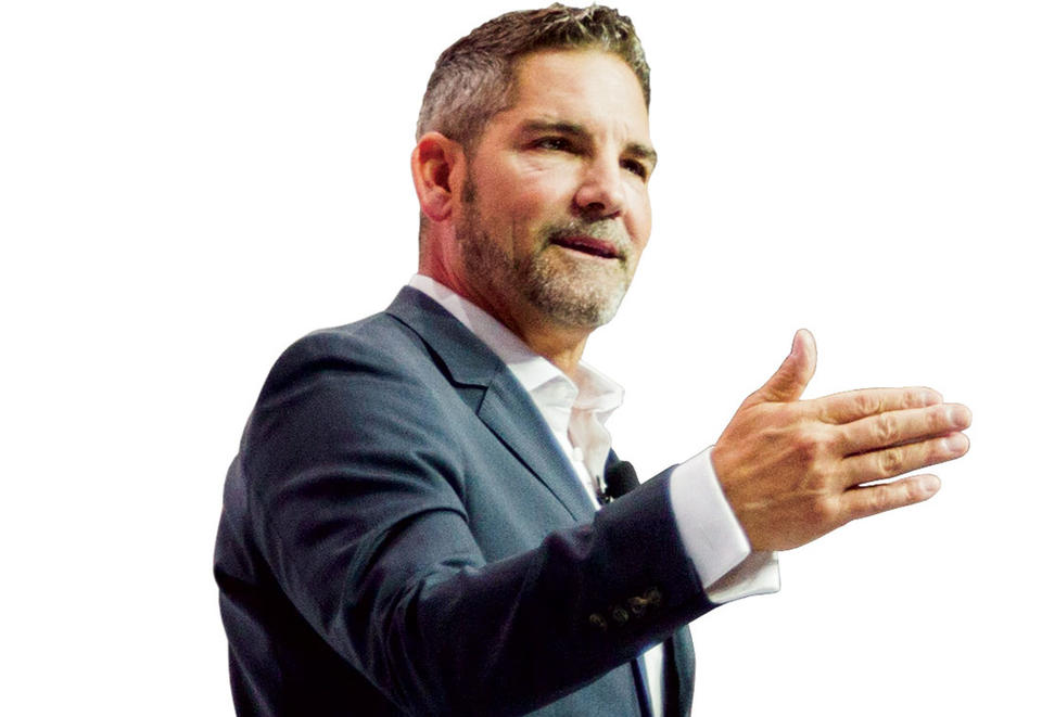 'If anyone has 10X figured out, it's Dubai' - serial entrepreneur and author Grant Cardone