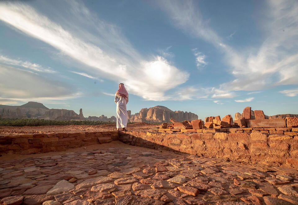 Hotel giant Accor inks deal for Saudi tented resort