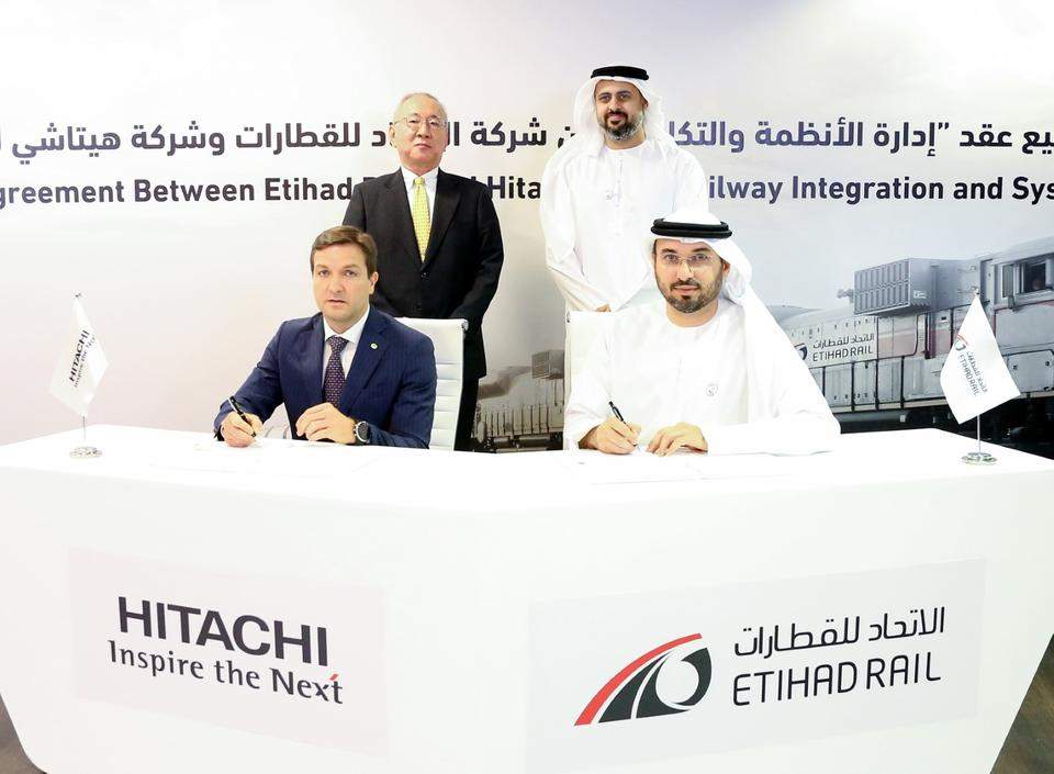 Etihad Rail awards $436m contract to for stage two of the network