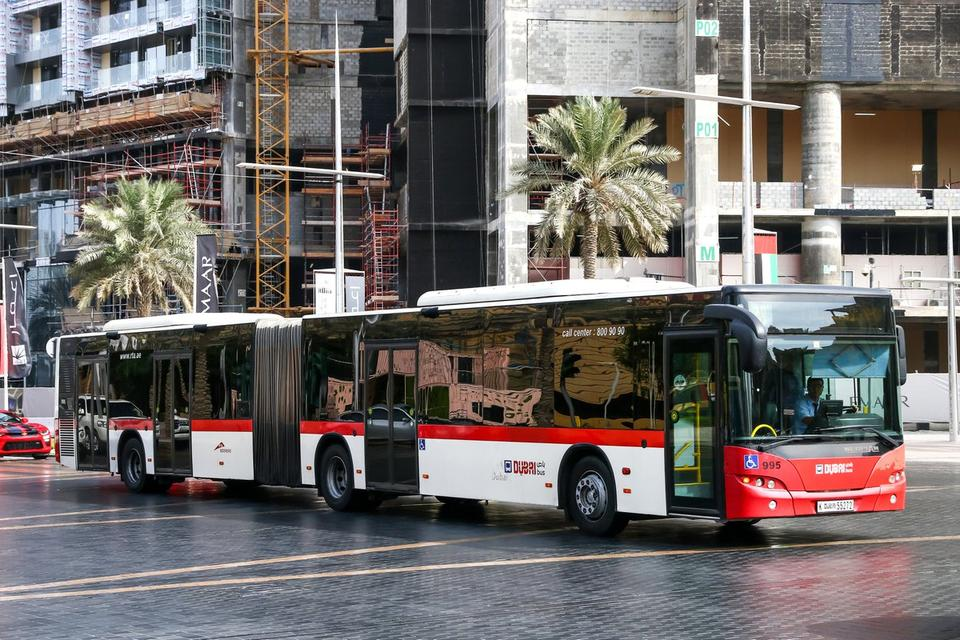 Things to know about the suspension of Dubai public transport